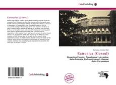 Eutropius (Consul) kitap kapağı