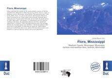 Capa do livro de Flora, Mississippi