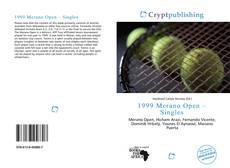 Buchcover von 1999 Merano Open – Singles
