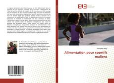 Bookcover of Alimentation pour sportifs maliens
