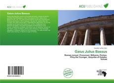 Bookcover of Gaius Julius Bassus