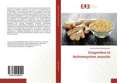 Portada del libro de Gingembre et Actinomycètes associés
