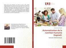 Borítókép a  Automatisation de la nutrition humaine (logiciel). - hoz