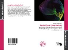 Bookcover of Andy Kane (footballer)