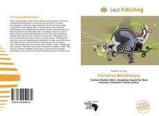 Buchcover von Fernanda Montenegro