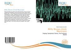 Portada del libro de Billy Brown (Irish Musician)