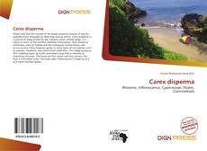 Bookcover of Carex disperma