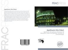 Bookcover of Apollinaris (the Elder)