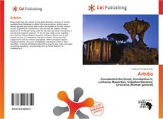 Buchcover von Arbitio