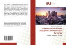 Gouvernance fiscale en République Démocratique du Congo kitap kapağı