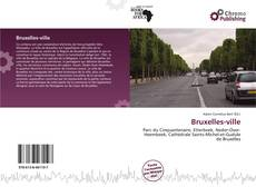 Bookcover of Bruxelles-ville