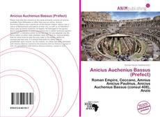 Bookcover of Anicius Auchenius Bassus (Prefect)