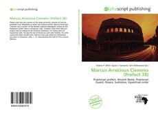Capa do livro de Marcus Arrecinus Clemens (Prefect 38)