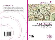 Bookcover of A. G. Becker & Co.