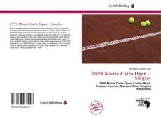 Couverture de 1999 Monte Carlo Open – Singles