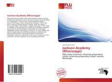 Jackson Academy (Mississippi) kitap kapağı