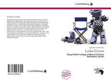 Bookcover of Leila Crerar