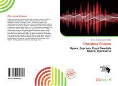 Portada del libro de Christina Enbom