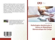 Portada del libro de Pathologies obstétricales à Goma en République Démocratique du Congo