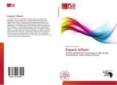 Bookcover of Espace Urbain