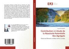Copertina di Contribution à L'étude de la Réactivité Potentielle Des Agrégats