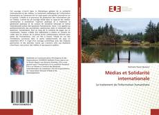 Bookcover of Médias et Solidarité internationale