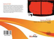Bookcover of Gertrud Fridh