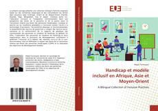 Capa do livro de Handicap et modèle inclusif en Afrique, Asie et Moyen-Orient