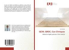 Couverture de QCM, QROC, Cas Cliniques