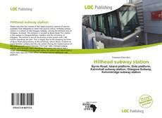 Buchcover von Hillhead subway station