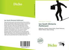 Bookcover of Ian Scott (Ontario Politician)