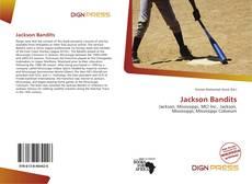 Capa do livro de Jackson Bandits