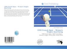 Portada del libro de 1999 French Open – Women's Singles Qualifying