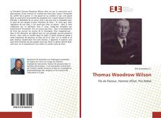 Bookcover of Thomas Woodrow Wilson
