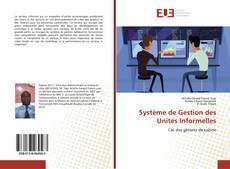 Capa do livro de Système de Gestion des Unités Informelles