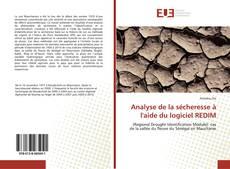 Analyse de la sécheresse à l'aide du logiciel REDIM的封面