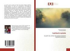 Bookcover of Lecture suivie