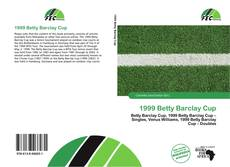 Couverture de 1999 Betty Barclay Cup