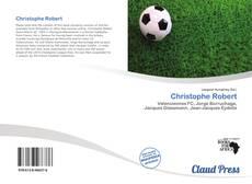 Bookcover of Christophe Robert