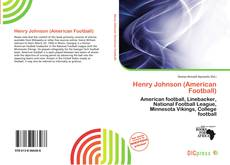 Buchcover von Henry Johnson (American Football)