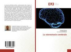 Capa do livro de La stereotaxie cerebrale