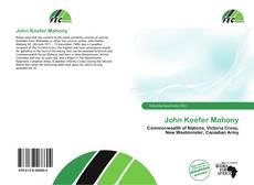 John Keefer Mahony kitap kapağı