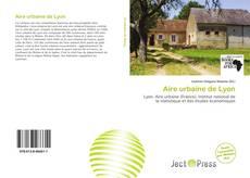 Aire urbaine de Lyon kitap kapağı