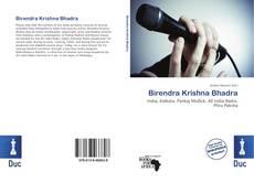 Couverture de Birendra Krishna Bhadra