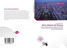 Aire urbaine de Nancy kitap kapağı