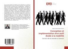 Bookcover of Conception et implémentation d'un outil d'aide à la mobilité