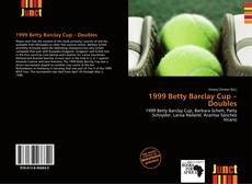 Capa do livro de 1999 Betty Barclay Cup – Doubles