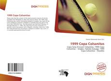 Borítókép a  1999 Copa Colsanitas - hoz
