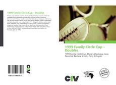 1999 Family Circle Cup – Doubles kitap kapağı
