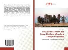 Bookcover of Pouvoir Entartrant des Eaux Géothermales dans la Région de Djérid